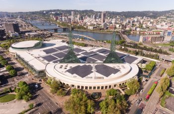 Oregon Convention Center Solar PV