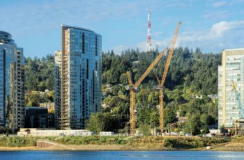 OHSU South Waterfront Recycled Water System Expansion Completed