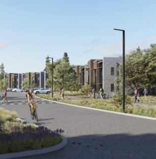 UC Santa Cruz Student Housing West Recycled Water (Hagar)