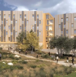 UC Santa Cruz Student Housing West Recycled Water (Heller)